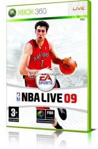 NBA Live 09 per Xbox 360