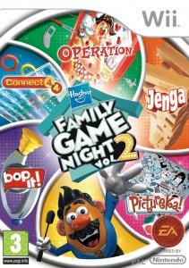 Hasbro Family Game Night Vol 2 per Nintendo Wii