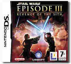 Star Wars Episodio 3: La Vendetta dei Sith (Star Wars Episode 3: Revenge of the Sith) per Nintendo DS