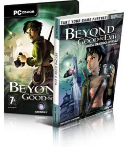 Beyond Good & Evil per PC Windows