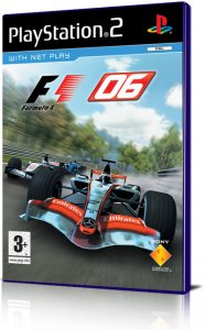 Formula One 06 (Formula 1 2006) per PlayStation 2