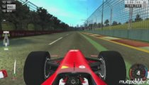 F1 2009 - Melbourne e Nurburgring Gameplay