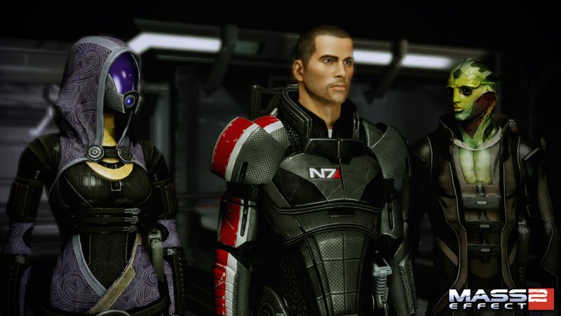 Un cast di stelle per Mass Effect 2 (almeno in Inglese)