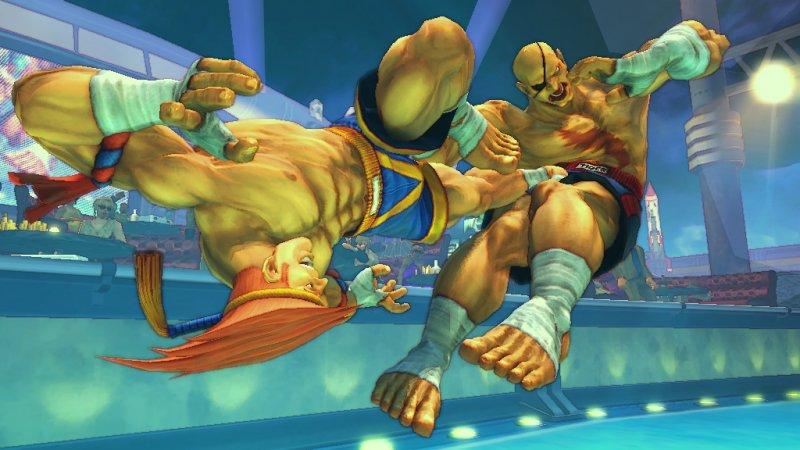 Un trailer inedito per Super Street Fighter IV