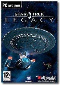Star Trek: Legacy per PC Windows