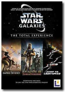 Star Wars Galaxies: The Total Experience per PC Windows
