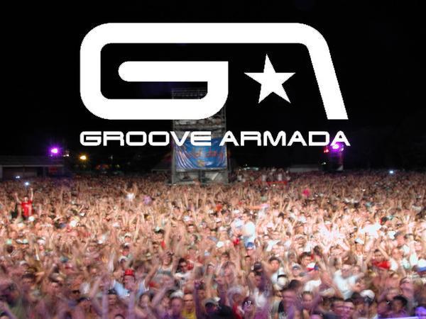 I Groove Armada in esclusiva su Home