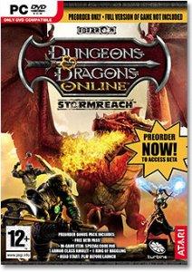Dungeons & Dragons Online: Stormreach per PC Windows
