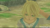 Tales of Symphonia: Dawn of the New World - Ingresso nel Dungeon Gameplay