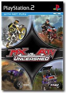 MX vs. ATV Unleashed per PlayStation 2