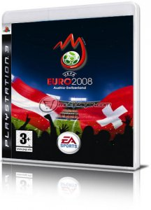 UEFA Euro 2008 per PlayStation 3