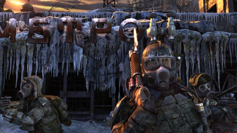 Metro 2033 arriva con Steamworks su PC
