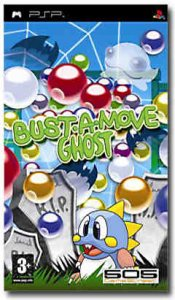 Bust-A-Move Ghost per PlayStation Portable