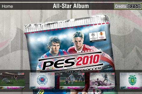 Pro Evolution Soccer su iPhone, o qualcosa del genere