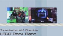 LEGO Rock Band - Superdiretta del 2 Dicembre 2009