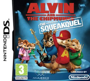 Alvin Superstar 2 per Nintendo DS