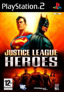Justice League Heroes per PlayStation 2