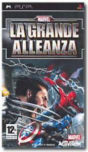 Marvel: La Grande Alleanza per PlayStation Portable