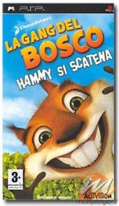 La Gang del Bosco: Hammy si Scatena per PlayStation Portable