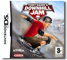 Tony Hawk's Downhill Jam per Nintendo DS