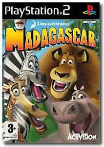 Madagascar per PlayStation 2