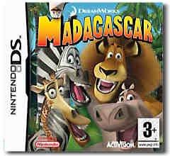 Madagascar per Nintendo DS