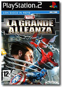 Marvel: La Grande Alleanza per PlayStation 2