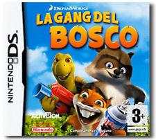 La Gang del Bosco (Over the Hedge) per Nintendo DS