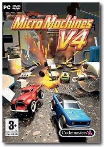 MicroMachines V4 per PC Windows