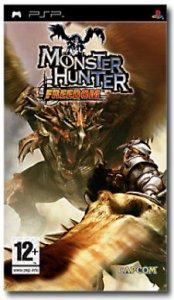Monster Hunter: Freedom per PlayStation Portable