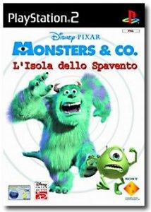 Monsters & Co. L'isola dello spavento per PlayStation 2