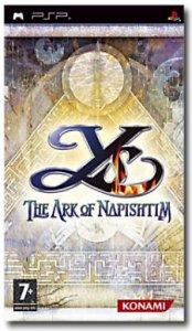 Ys VI: The Ark of Napishtim per PlayStation Portable