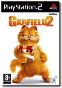 Garfield 2nd Movie per PlayStation 2