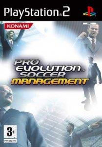 Pro Evolution Soccer Management per PlayStation 2