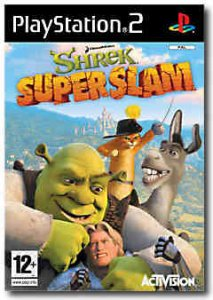 Shrek SuperSlam per PlayStation 2