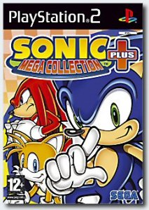 Sonic Mega Collection Plus per PlayStation 2
