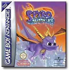 Spyro: Season of Ice per Game Boy Advance