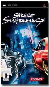 Street Supremacy per PlayStation Portable