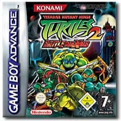 Teenage Mutant Ninja Turtles 2 per Game Boy Advance