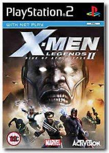 X-Men Legends 2: Rise of Apocalypse per PlayStation 2