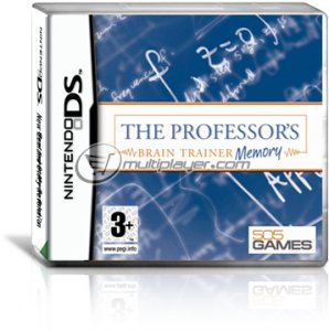 The Professor's Brain Trainer: Memory per Nintendo DS