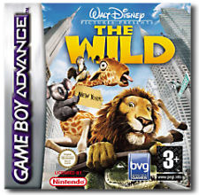 The Wild: Uno Zoo in Fuga per Game Boy Advance