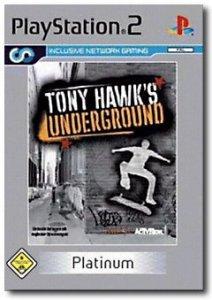 Tony Hawk's Underground per PlayStation 2