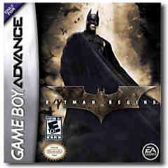 Batman Begins per Game Boy Advance