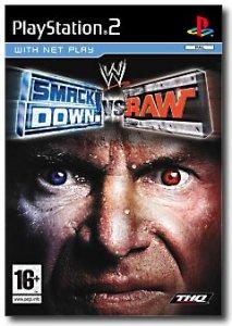 WWE SmackDown! vs RAW per PlayStation 2
