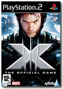 X-Men: Il Gioco Ufficiale (X–Men: The Official Game) per PlayStation 2