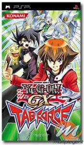 Yu-Gi-Oh! GX Tag Force per PlayStation Portable