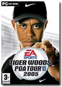 Tiger Woods PGA Tour 2005 per PC Windows