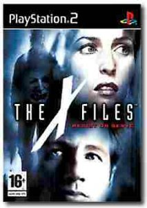 The X-Files: Resist or Serve per PlayStation 2