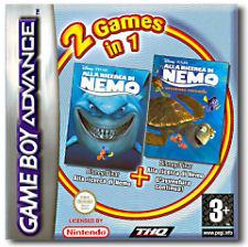 Alla Ricerca di Nemo per Game Boy Advance